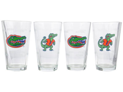 Florida Gators 4 Pack Pint Set