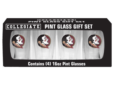 Florida State Seminoles 4 Pack Pint Set
