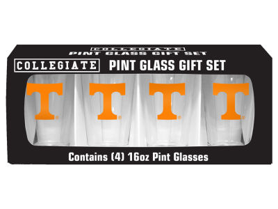 Tennessee Volunteers 4 Pack Pint Set