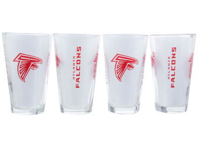 Atlanta Falcons 4 Pack Pint Set