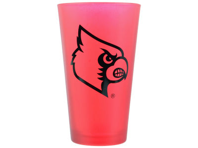 Louisville Cardinals 4 Pack Pint Set