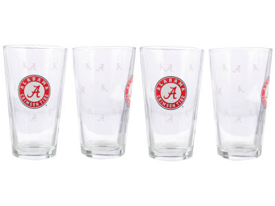 Alabama Crimson Tide 4 Pack Pint Set