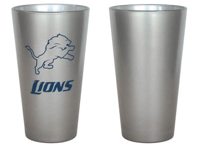 Detroit Lions 4 Pack Pint Set
