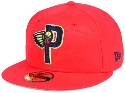 New Orleans Pelicans New Era NBA Combo Logo 59FIFTY Cap