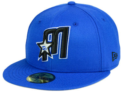 Orlando Magic New Era NBA Combo Logo 59FIFTY Cap