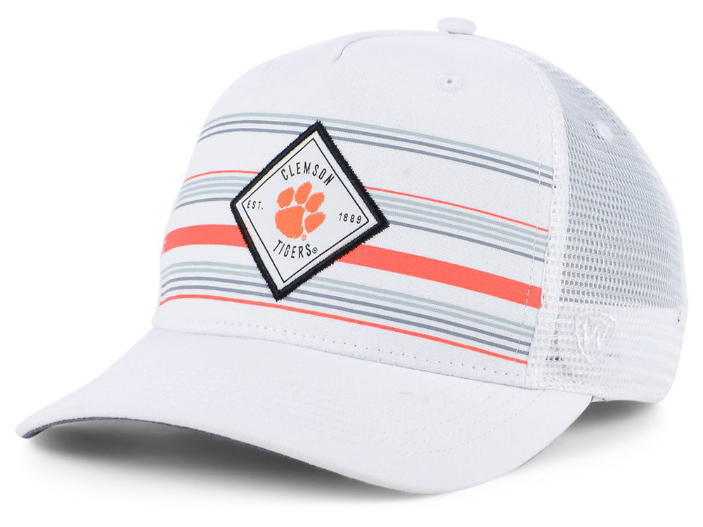 db971ce3 ... new zealand clemson tigers top of the world ncaa top route trucker cap  88632 b4959