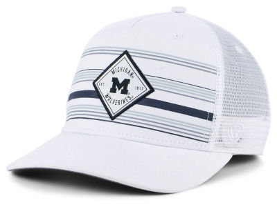 Michigan Wolverines Top of the World NCAA Top Route Trucker Cap