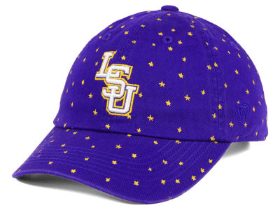 LSU Tigers Top of the World NCAA Women's Starlight Adjustable Cap