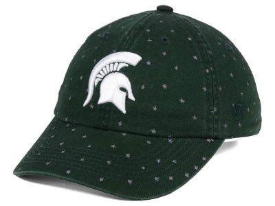 Michigan State Spartans Top of the World NCAA Women's Starlight Adjustable Cap
