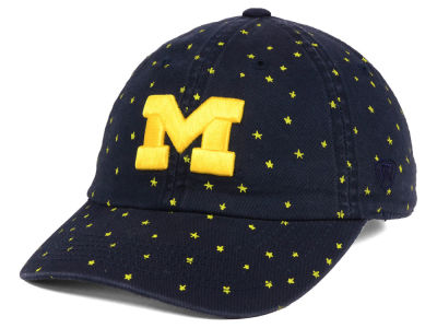 Michigan Wolverines Top of the World NCAA Women's Starlight Adjustable Cap