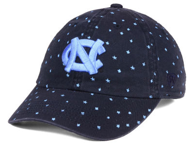 North Carolina Tar Heels Top of the World NCAA Women's Starlight Adjustable Cap