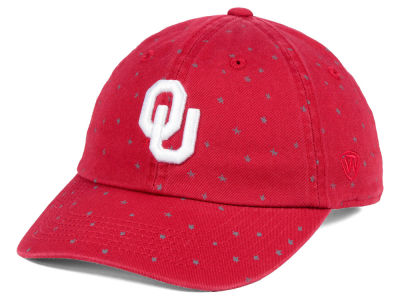 Oklahoma Sooners Top of the World NCAA Women's Starlight Adjustable Cap