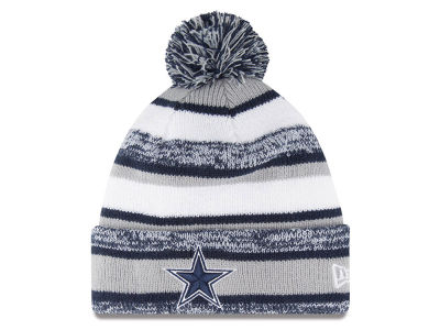 Dallas Cowboys New Era 2017 NFL Thanksgiving Day Pom Knit