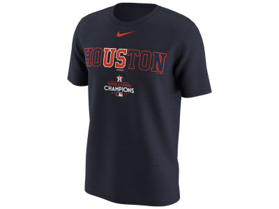 Houston Astros Nike MLB Men's World Series Champ HoUSton T-shirt