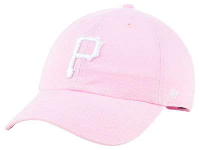 Pittsburgh Pirates '47 MLB Pink '47 CLEAN UP Cap