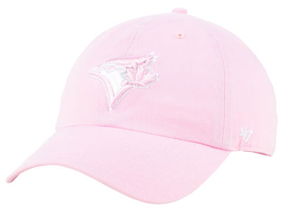 Toronto Blue Jays '47 MLB Pink '47 CLEAN UP Cap