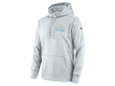 Super Bowl LII Nike NFL Men's Super Bowl LII Therma Hoodie