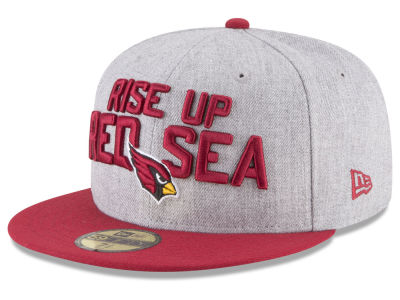 Arizona Cardinals New Era 2018 NFL Draft 59FIFTY Cap