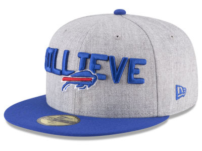 Buffalo Bills New Era 2018 NFL Draft 59FIFTY Cap