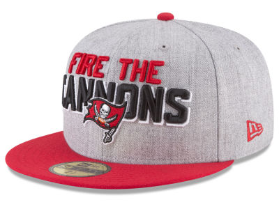 Tampa Bay Buccaneers New Era 2018 NFL Draft 59FIFTY Cap
