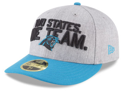 Carolina Panthers New Era 2018 NFL Draft Low Profile 59FIFTY Cap