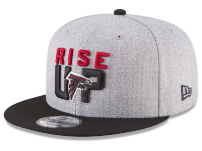 Atlanta Falcons New Era 2018 NFL Draft 9FIFTY Snapback Cap