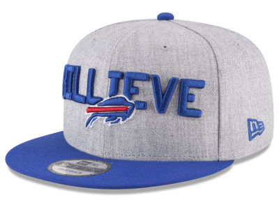 Buffalo Bills New Era 2018 NFL Draft 9FIFTY Snapback Cap