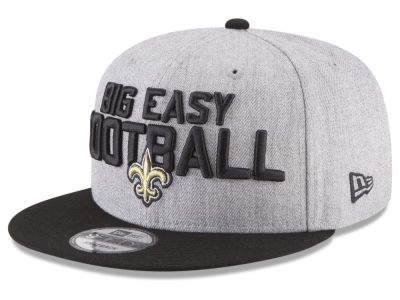 New Orleans Saints New Era 2018 NFL Draft 9FIFTY Snapback Cap