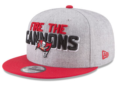 Tampa Bay Buccaneers New Era 2018 NFL Draft 9FIFTY Snapback Cap