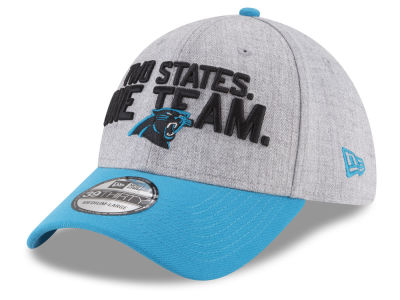Carolina Panthers New Era 2018 NFL Draft 39THIRTY Cap
