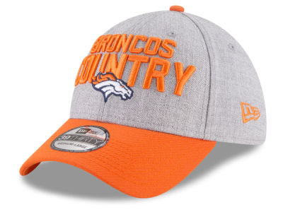 Denver Broncos New Era 2018 NFL Draft 39THIRTY Cap