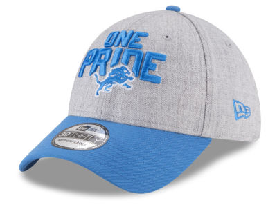 Detroit Lions New Era 2018 NFL Draft 39THIRTY Cap