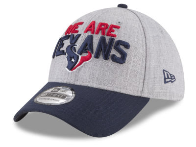 Houston Texans New Era 2018 NFL Draft 39THIRTY Cap