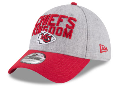 Kansas City Chiefs New Era 2018 NFL Draft 39THIRTY Cap