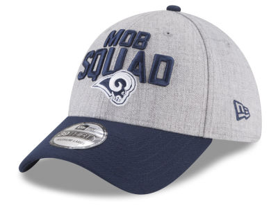 Los Angeles Rams New Era 2018 NFL Draft 39THIRTY Cap