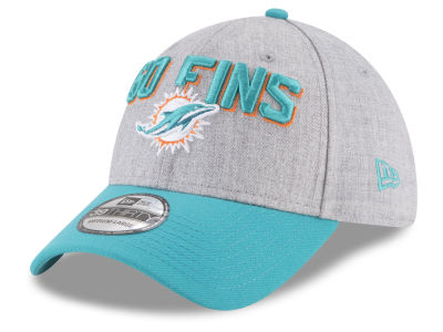 Miami Dolphins New Era 2018 NFL Draft 39THIRTY Cap