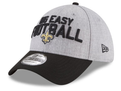New Orleans Saints New Era 2018 NFL Draft 39THIRTY Cap
