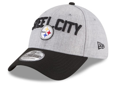 Pittsburgh Steelers New Era 2018 NFL Draft 39THIRTY Cap