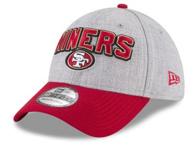 San Francisco 49ers New Era 2018 NFL Draft 39THIRTY Cap