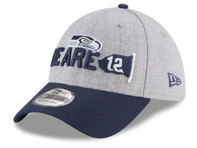 Seattle Seahawks New Era 2018 NFL Draft 39THIRTY Cap