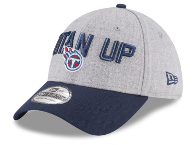 Tennessee Titans New Era 2018 NFL Draft 39THIRTY Cap