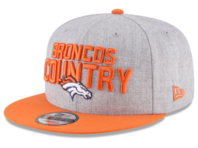 Denver Broncos New Era 2018 NFL Kids Draft 9FIFTY Snapback Cap
