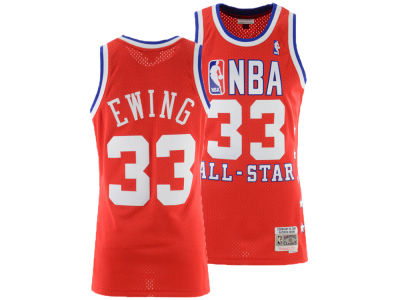 NBA All Star PATRICK EWING Mitchell & Ness 1989 NBA Men's Swingman Jersey