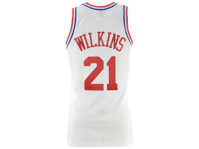 NBA All Star DOMINIQUE WILKINS Mitchell & Ness 1991 NBA Men's Swingman Jersey