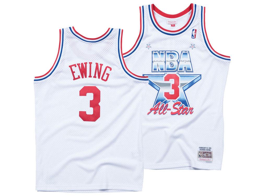 NBA All Star PATRICK EWING Mitchell   Ness 1991 NBA Men s Swingman Jersey  8c8f5dd64