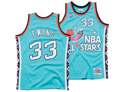 NBA All Star PATRICK EWING Mitchell & Ness 1996 NBA Men's Swingman Jersey