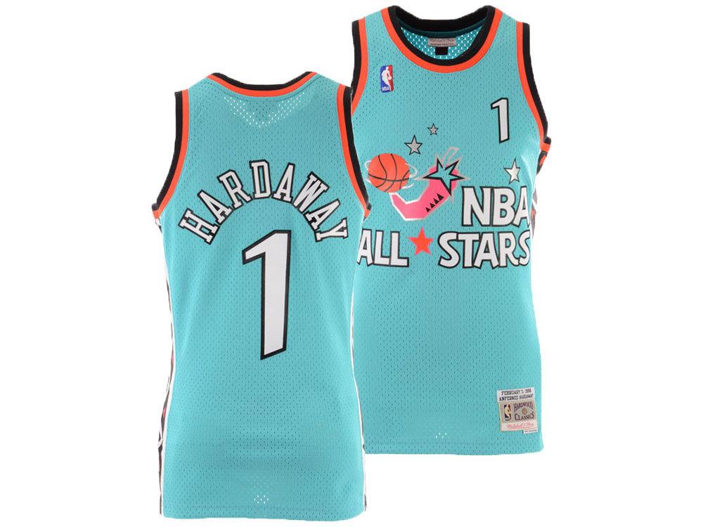 super popular c69f0 0aa73 NBA All Star PENNY HARDAWAY Mitchell & Ness 1996 NBA Men's Swingman Jersey