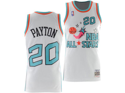 NBA All Star GARY PAYTON Mitchell & Ness 1996 NBA Men's Swingman Jersey