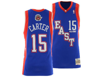 NBA All Star VINCE CARTER Mitchell & Ness 2004 NBA Men's Swingman Jersey