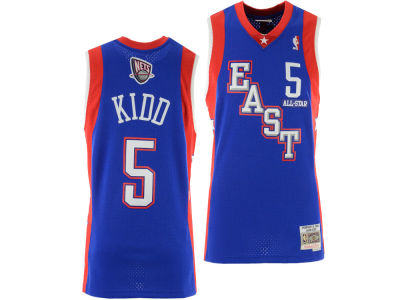 NBA All Star JASON KIDD Mitchell & Ness 2004 NBA Men's Swingman Jersey